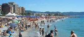 Отдых на пляжах Италии