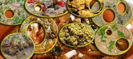 Сациви из осетрины — рецепт приготовления