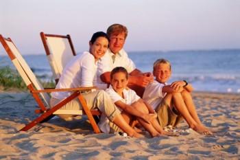 Семейный отдых топ-5 направлений