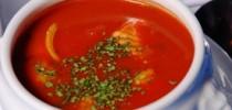 суп из тилапии