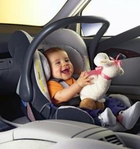 выбор детского автокресла