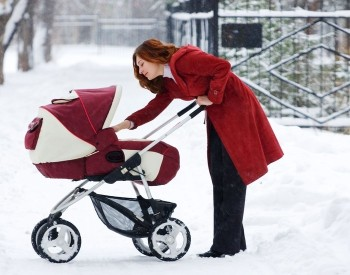 Выбираем зимнюю коляску