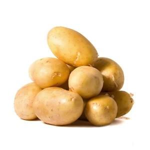 Выбираем картофель