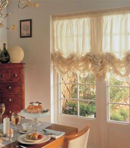 Выбираем шторы для кухни