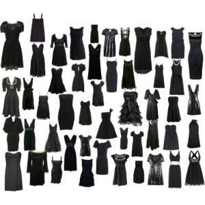 Маленькое черное платье – самая незаменимая вещь в гардеробе (часть первая)