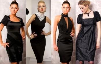 Маленькое черное платье – самая незаменимая вещь в гардеробе (часть первая)2