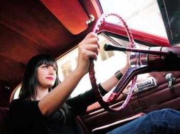 Таксист – женская профессия