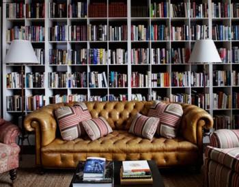 «Жилье для книг» в доме обустраиваем домашнюю библиотеку (часть вторая)