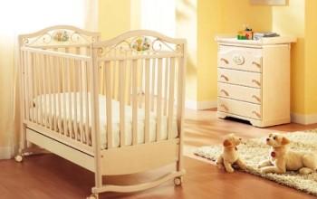 Детская кроватка тонкости выбора