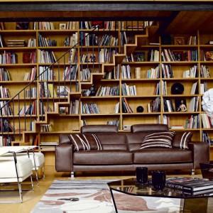 Книги в интерьере обустраиваем библиотеку (часть первая)