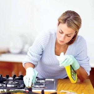 Чистим плиту и духовку (часть вторая)