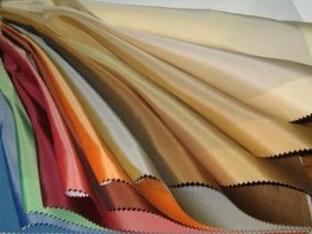 Обзор тканей для шитья