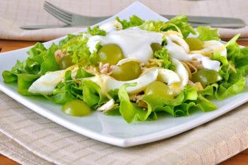Закуски, салаты, десерты и другие необычные для заказа на дом блюда