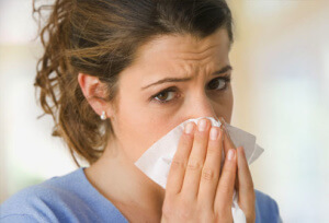 Правильная борьба с симптомами и причинами простудных заболеваний