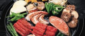 Морские деликатесы в ресторане Le Restaurant