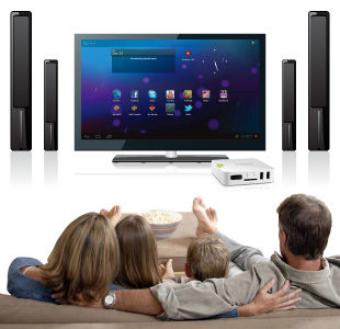 Возможности Android TV BOX